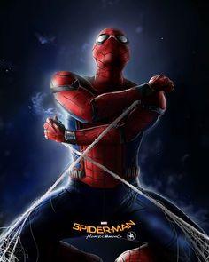 Amazing spider-man homecoming art