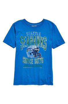 Junk Food 'Seattle Seahawks' T-Shirt (Big Boys) available at #Nordstrom