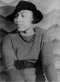 IV-A-6-c Zora Neale Hurston's Classic Essay on Race and Identity (page 2): Zora Neale Hurston (1891-1960)