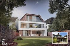 Tony Holt Design : Self build remodel of existing house in London