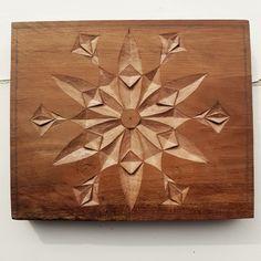 Part of box. By Einar L.