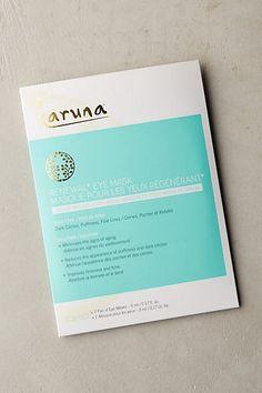 Karuna Sheet Mask #anthropologie