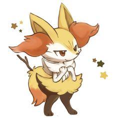 pokemon, braixen