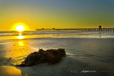 San Clemente sunset (California)