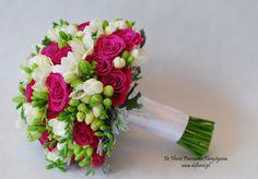Bukiety i wiązanki ślubne - Kwiaciarnia De Florist
