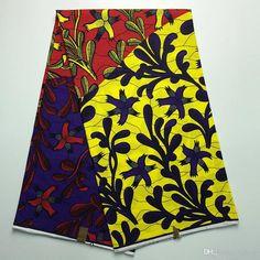 New African Wax Print Fabric,Ankara Fabrics Batik Super Hollandais Wax… African Print Jumpsuit, African Dress, African Style, African Fashion, Ankara Fabric, African Fabric, African Prints, African Clothing Stores, African Accessories