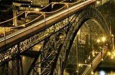 Porto - Portugal - Dom Luis Bridge