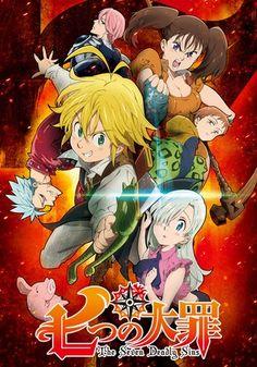 7 Anime like Nanatsu no Taizai (The Seven Deadly Sins)