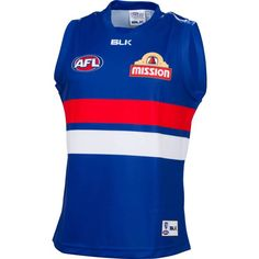 cff2e537c Western Bulldogs 2015 Men s Official Home Guernsey  109.99