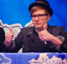 patrick stump approves this message.