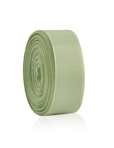 """#happy Note: Plz check the size before you place the order.Size Detail: Material:Polyester Length:10 Yards Width:15mm(5/8"""")  #Color:Spring Moss Function: #Grosgrain..."""