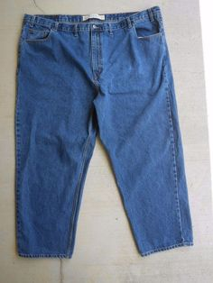 ARIZONA Jeans Men's 54 by 30 Relaxed Fit Zipper Front #Arizona #Relaxed Sold