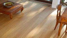 We used bamboo for our floors  #bambooflooring #alternativeecologique #sustainability