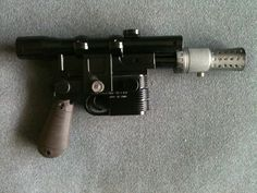 Picture of Han Solo Blaster