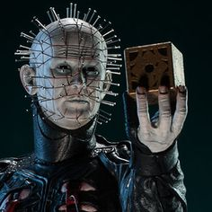 Pinhead with the lament configuration