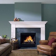 cool Fireplace Ideas With Tile - Stylendesigns.com!