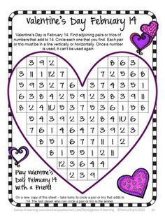 St. Patrick'-s Day Activity: St. Patrick'-s Day Math Games, Puzzles ...