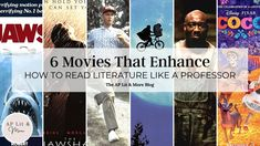 6 Movies that Enhance How to Read Literature Like a Professor -