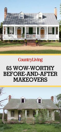 Don't forget to save these home makeover ideas. For more home decor inspiration, follow @countryliving on Pinterest.