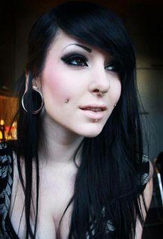Diamond Cheek Piercing Jewelry