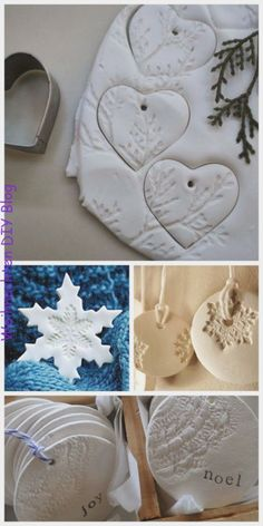 Olive Dragonfly: White Batter Christmas Decorations - Pin It Do dragonfly olive .Olive Dragonfly: White Dough Christmas Ornaments - Pin It Do dragonfly olive weihnachtsschmuckJO & JUDYFree wallpapers Discover new motifs every month JO Clay Christmas Decorations, Diy Christmas Ornaments, Christmas Projects, Holiday Crafts, Christmas Ideas, Christmas Clay, Diy Christmas Crafts To Sell, Thanksgiving Crafts, Homemade Xmas Decorations