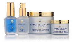 ELIZABETH GRANT HYDRA CELL ACTIVE Hautpflege-Set