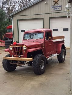1953 Willys Truck - Photo submitted by Craig Nemec.