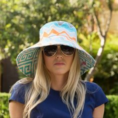 Barbara Cobb Hats & Accessories | Product | Brim Sun Hats, Style Me, Angels, Turquoise, American, Clothing, Accessories, Art, Fashion