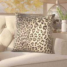 Oversized Throw Pillows, Leather Throw Pillows, Outdoor Throw Pillows, Leopard Bedroom Decor, Leopard Print Bedding, Leopard Pillow, Floral Pillows, Décor Pillows, Accent Pillows
