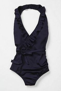 halter swim suit