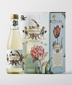Ritzling - yummy packaging!