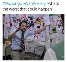 #GrowingUpWithAnxiety #GrowingUpShy I dont know whats happening in this pic but anxiety is crazy