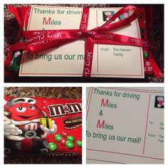 8 Best Mail Carrier Gift Ideas Images Appreciation Gifts