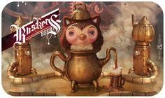 Beer Label 3 by Felideus.deviantart.com on @DeviantArt