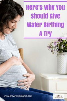 Why Having A Water Birth Is A Game ChangerWater births for moms Pregnancy Advice, First Pregnancy, Pregnancy Workout, Water Birth, Childbirth Education, Pregnant Diet, Natural Birth, Newborn Care, Kids Health
