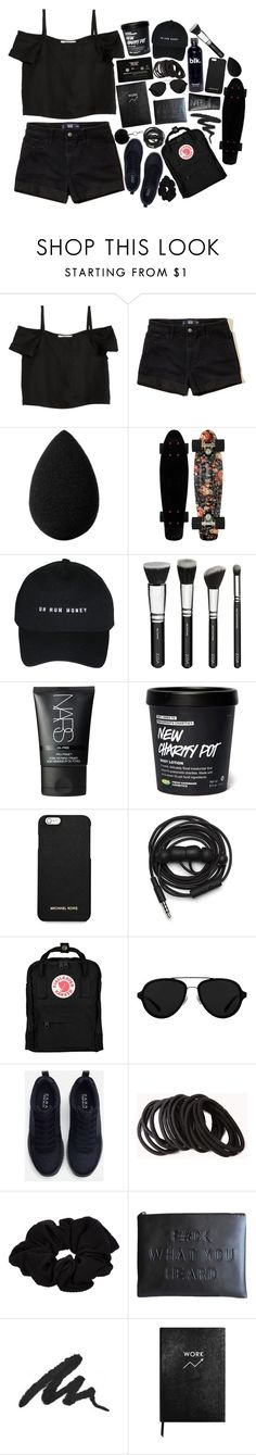 """""""I can do it better"""" by nsrogsy3 ❤ liked on Polyvore featuring Shaina Mote, Hollister Co., beautyblender, CASSETTE, NARS Cosmetics, MICHAEL Michael Kors, Urbanears, Fjällräven, 3.1 Phillip Lim and Zara"""