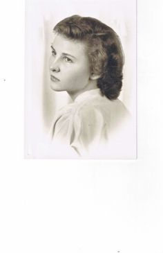 ~My Mother~  The most inspiring woman I will ever know! She has and contiunes to have the most wonderful impact on my life!