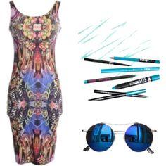 Beat the Monday blues Monday Blues, Beats, Summer Dresses, Polyvore, Fashion, Moda, Summer Sundresses, Fashion Styles, Fashion Illustrations