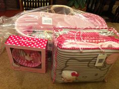 Hello Kitty baby things! - matryoshkavegan.co.uk