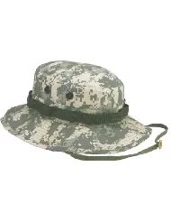 02df93c616a Discover how boonie hats helped the US army beat hot tropical weather back  in 1960 with the Digital Camo Boonie Hat.