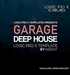 Garage House Logic Pro X Template