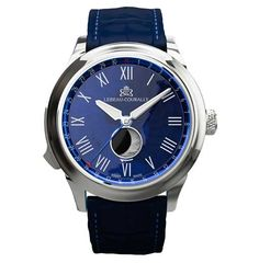 Lebeau-Courally - Phase de Lune | New watches | WorldTempus