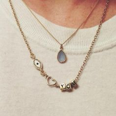 Wdyt of the I Love You necklace?