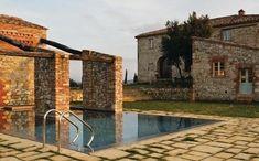 Tuscan Castle #italy #travel #tuscany