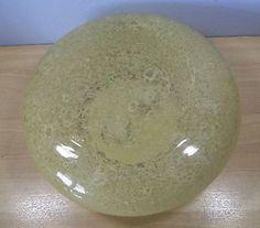 Mid Century DORIA Glass  Flushmount Ceiling Lamp Ikora Style  #<