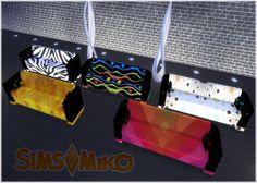Los Sims de Miko: Super Pack de 20 sofás