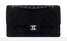 Chanel 2.55 Velvet Handbags collection & more