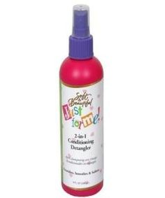 Buy JUST FOR ME 2-IN-1 CONDITIONING DETANGLER from Vogue Cosmetics Store at ₦1700.00 on Bargain Master Nigeria