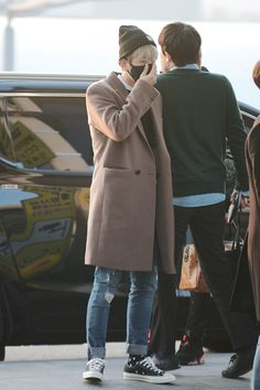 151201: EXO Byun Baekhyun; Incheon Airport to Hongkong Airport #exo #fashion…