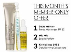 Neiman Marcus Beauty Cue Member only: Extra 3 deluxe samples with any beauty purchase - Gift With Purchase Essential Oils Soap, Young Living Essential Oils, Natural Hand Sanitizer, Kiehl's Since 1851, Kiehls, Tinted Moisturizer, Neiman Marcus, Gifts